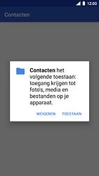 Nokia 5 - Android Oreo - Contactgegevens overzetten - delen via Bluetooth - Stap 7