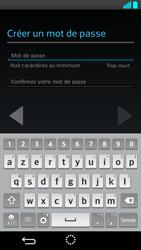 LG G2 - Premiers pas - Créer un compte - Étape 12
