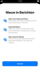 Apple iPhone 6s - iOS 13 - MMS - afbeeldingen verzenden - Stap 2