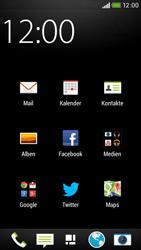 HTC Desire 601 - E-Mail - Konto einrichten - Schritt 3
