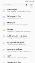 Samsung Galaxy A3 (2017) - Android Oreo - Internet - handmatig instellen - Stap 4