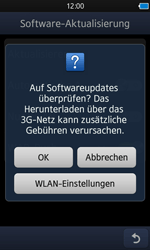 Samsung S8600 Wave 3 - Software - Update - Schritt 8