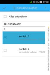 Alcatel OT-4009D Pixi 3 (3.5) - E-Mail - E-Mail versenden - Schritt 7