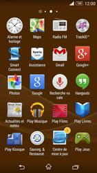 Sony D5803 Xperia Z3 Compact - E-mail - Configuration manuelle (gmail) - Étape 3