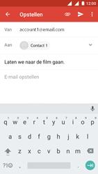Nokia 3 (Dual SIM) - E-mail - Bericht met attachment versturen - Stap 8