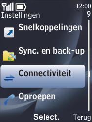 Nokia 6700 classic - Bluetooth - koppelen met ander apparaat - Stap 6