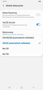 Samsung Galaxy S9 Plus - Android Pie - Netzwerk - So aktivieren Sie eine 4G-Verbindung - Schritt 7