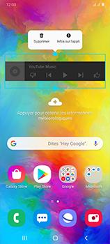 Samsung Galaxy A41 - Applications - Personnaliser l