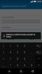 HTC One M8 - E-mail - configurazione manuale - Fase 16