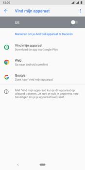 Nokia 9 - Toestel - Stel Zoek mijn mobiel in - Stap 6