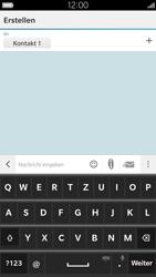 BlackBerry Leap - MMS - Erstellen und senden - 11 / 18