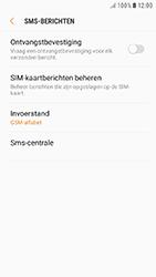 Samsung Galaxy J5 (2017) - sms - handmatig instellen - stap 10