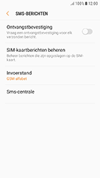 Samsung Galaxy J5 (2017) (SM-J530F) - SMS - Handmatig instellen - Stap 10