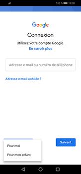 Huawei P30 lite - Applications - Créer un compte - Étape 5