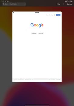 Apple ipad-pro-11-inch-2018-model-a1934- ipados-13 - Internet - Hoe te internetten - Stap 12