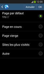 Samsung Galaxy Ace III - Internet et roaming de données - Configuration manuelle - Étape 23