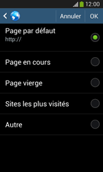Samsung S7275 Galaxy Ace 3 - Internet - configuration manuelle - Étape 24