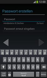 Samsung G3500 Galaxy Core Plus - Apps - Konto anlegen und einrichten - Schritt 11