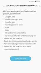 Samsung Galaxy Xcover 4 - Fehlerbehebung - Handy zurücksetzen - 2 / 2