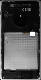 Nokia Lumia 830 - SIM-Karte - Einlegen - Schritt 5