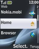 Nokia 2330 classic - internet - hoe te internetten - stap 3