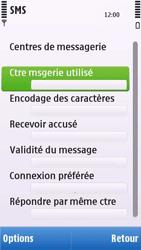 Nokia C6-00 - SMS - configuration manuelle - Étape 9