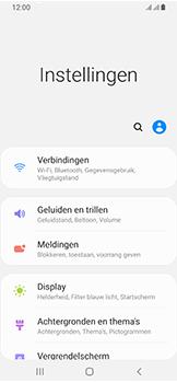Samsung Galaxy A40 - Wi-Fi - Verbinding maken met Wi-Fi - Stap 4