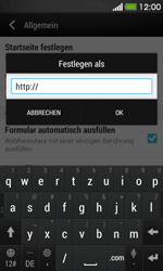 HTC Desire 500 - Internet - Apn-Einstellungen - 1 / 1