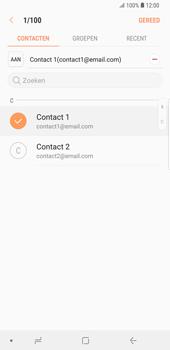 Samsung Galaxy S9 Plus - E-mail - E-mails verzenden - Stap 9