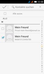 Alcatel Pop C3 - MMS - Erstellen und senden - 9 / 21