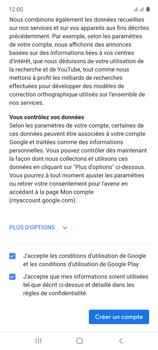 Samsung Galaxy A71 - Applications - Créer un compte - Étape 17