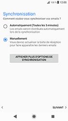 Sony Xperia XZ (F8331) - Android Oreo - E-mail - Configuration manuelle (yahoo) - Étape 10