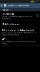 Samsung I9505 Galaxy S IV LTE - Network - Manually select a network - Step 5