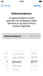 Apple iPhone 5s - iOS 11 - Toestel - Toestel activeren - Stap 20