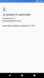 Google Pixel - Toestel - Software update - Stap 7