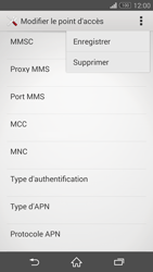 Sony Xperia Z3 Compact - MMS - Configuration manuelle - Étape 15