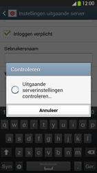 Samsung I9505 Galaxy S IV LTE - E-mail - Account instellen (IMAP met SMTP-verificatie) - Stap 15
