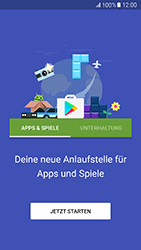 Samsung Galaxy A5 (2017) - Apps - Einrichten des App Stores - Schritt 20