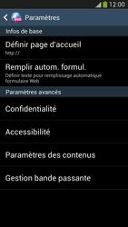 Samsung Galaxy S 4 Active - Internet et roaming de données - Configuration manuelle - Étape 22