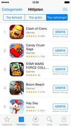 Apple iPhone 5c iOS 8 - Applicaties - Downloaden - Stap 9