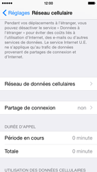 Apple iPhone 5c iOS 8 - Internet et roaming de données - Configuration manuelle - Étape 9