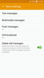 Samsung J500F Galaxy J5 - SMS - Manual configuration - Step 7