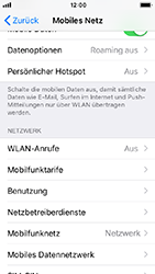 Apple iPhone SE - iOS 12 - MMS - Manuelle Konfiguration - Schritt 9
