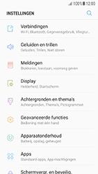 Samsung Galaxy A3 (2016) - Android Nougat - Netwerk selecteren - Handmatig een netwerk selecteren - Stap 5