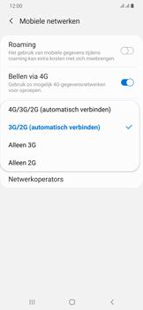 Samsung Galaxy A30 - internet - activeer 4G Internet - stap 7