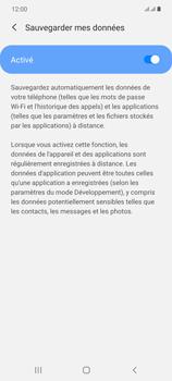 Samsung Galaxy Note20 - Aller plus loin - Gérer vos données depuis le portable - Étape 11