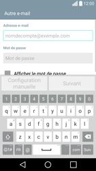 LG Spirit 4G - E-mail - configuration manuelle - Étape 6