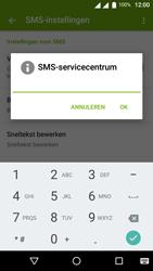 Wiko U-Feel Lite - SMS - Handmatig instellen - Stap 10