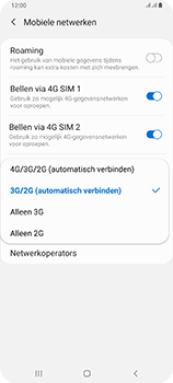 Samsung Galaxy A80 - internet - activeer 4G Internet - stap 7