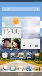 Huawei Ascend Mate - WLAN - Manuelle Konfiguration - 1 / 9